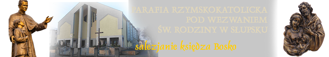 Parafia Rzymskokatolicka pw. św. Rodziny w Słupsku